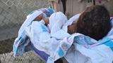 Newborn buried alive recovering in NICU