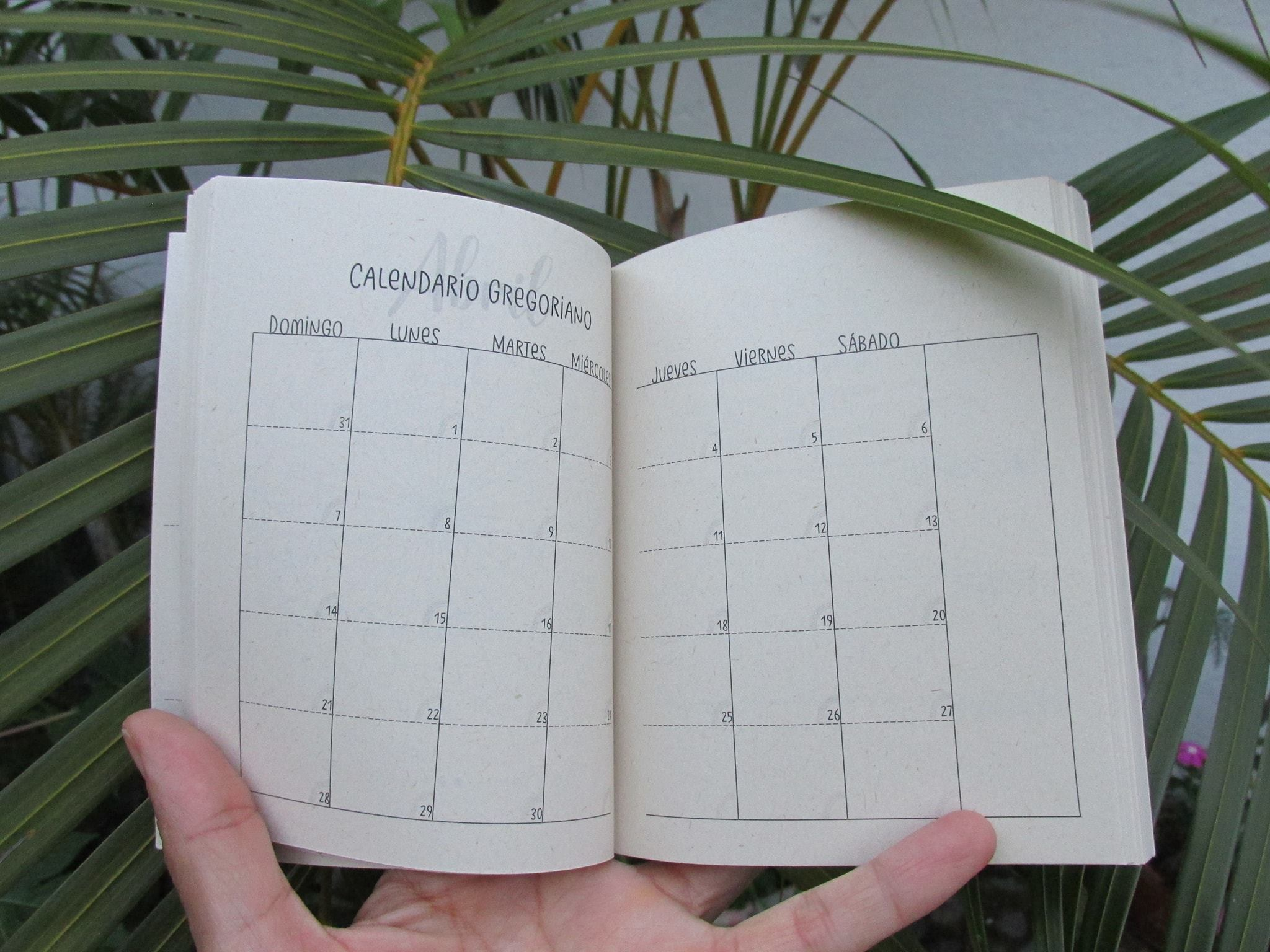 calendario gregoriano 2019