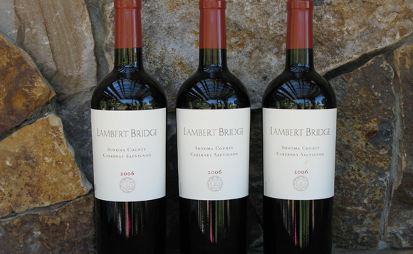 A great line up of Cabernets...a perfect start to a perfect evening by the wood fired ovens.