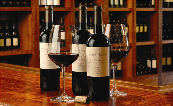 Cabernet Sauvignon has a special place in our hearts...and at most meals!