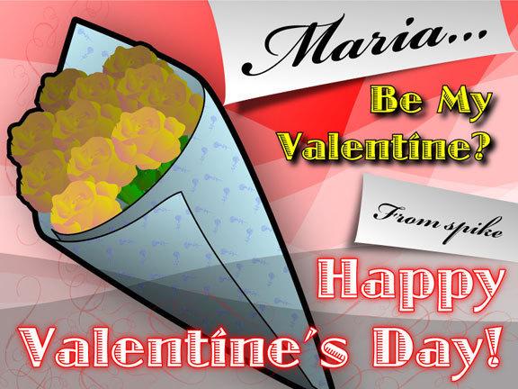 Valentine-maria