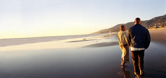 Beach-after