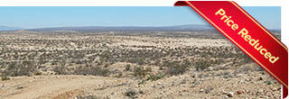 Vast 2.6 Acre Investment 5 Minutes from California City