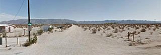 Impressive 2+ Acre Property on Good Road Only 15 minutes from 29-Palms