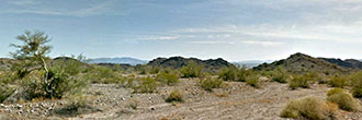 80 Huge Acres Less than 20 Miles North of Lake Havasu City