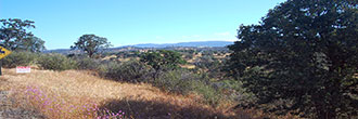 California Homesite With a View