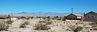 Quaint Lot in Desert Hot Springs with Beautiful Mountain Views