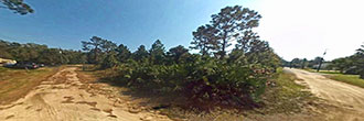 Residential Lot Five Miles From The Beach