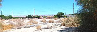 Residential Property Less Than a Mile From the Salton Sea
