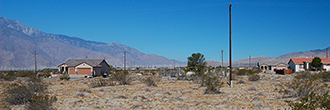 Great Views from this lot on the outskirts of Desert Hot Springs