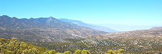 Lot in Secluded Area on Paved Road in Southern Mountain Center CA