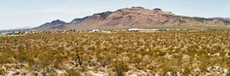 Nearly Two Acre Property Half an Hour from Kingman