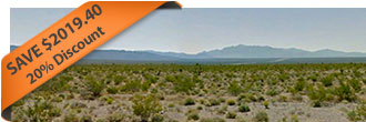 Eastern California Acreage A Few Miles from the Nevada Border