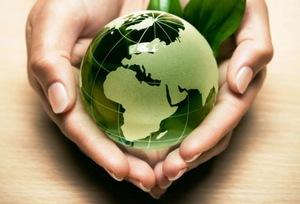 Cuidado mundo verde