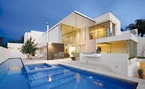 Modelos de casas minimalistas 6