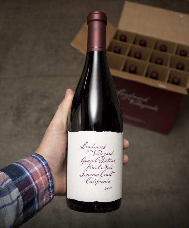 Last Bottle - Landmark Pinot Noir Grand Detour 2011