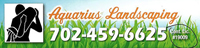 Website for Aquarius Landscape & Sprinkler Co, Inc.