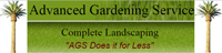 Website for Advanced Gardening Service