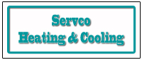 Website for Servco Heating & Cooling