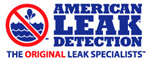 Website for American Leak Detection
