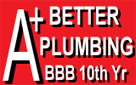 Website for A-Better Plumbing, LLC