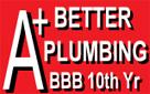 Website for A-Better Plumbing, LLC
