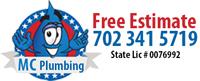 Website for M C Plumbing, LLC