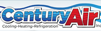 Website for Century Air Inc.