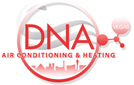 Website for D N A Air Conditioning & Heating LLC