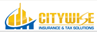 Website for CityWise Insurance & Tax Solutions