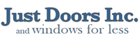 Website for Just Doors Inc.