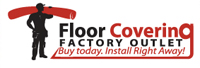 Website for Floor Covering Factory Outlet