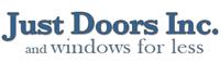 Website for Just Doors Inc.