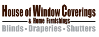 Website for House of Window Coverings, LLC