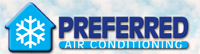 Website for Preferred Air Conditioning & Heating