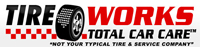 Website for Tire Works Total Car Care