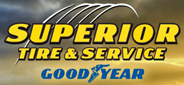 Website for Superior Tire & Service