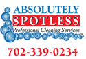 Website for Absolutely Spotless