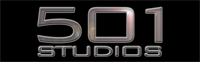 Website for 501 Studios