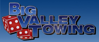 Website for Big Valley Towing