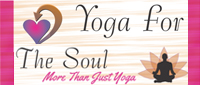 Website for Yoga For the Soul