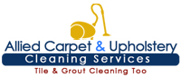 Website for Allied Carpet & Upholstery Cleaning