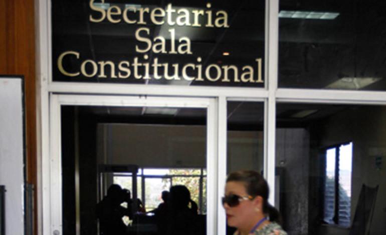 """Sala Constitucional analiza expedientes de caso """"Red de diputados"""""""