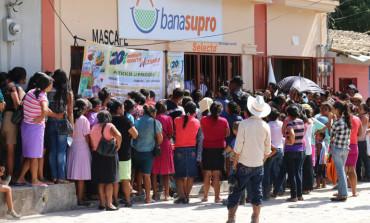 Ahorro ferias El Lempirita de Banasupro tiene precios accesible a la población