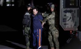 """""""El Chapo"""" intentó sobornar a """"general de la nación"""""""