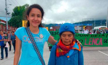 Policía de Honduras descarta un atentado contra hija de Berta Cáceres