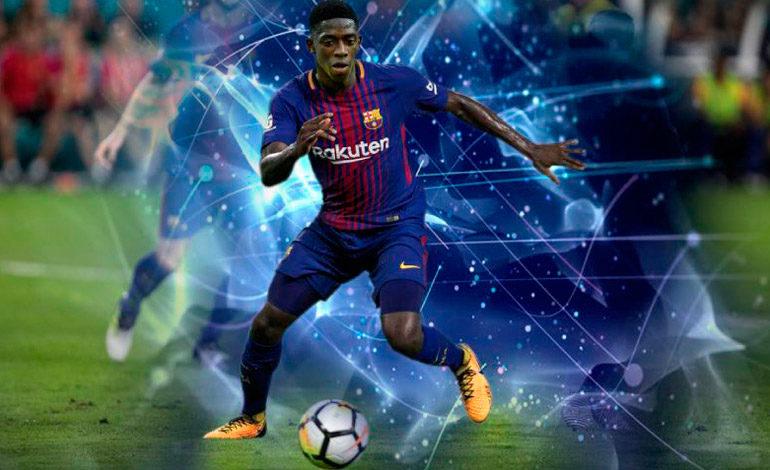 Barcelona pagará 150 millones a Dortmund por Dembélé