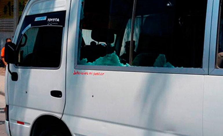 "Pandilleros disparan contra un ""rapidito"" en Comayagüela"