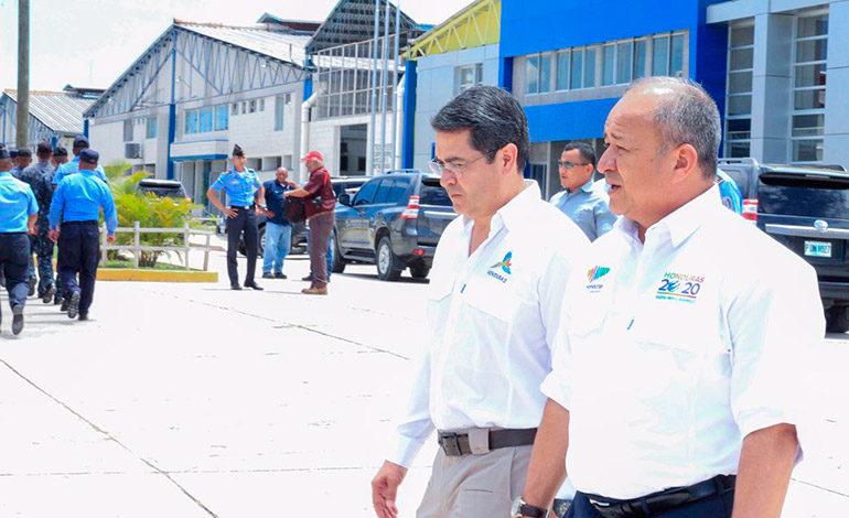 Comayagua a la vanguardia con nueva sede policial y Escuela de Investigación Criminal
