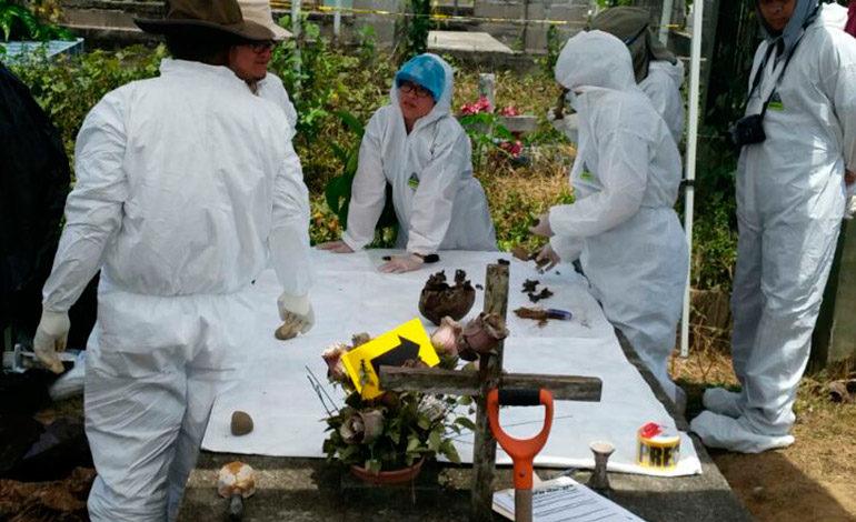 EE UU y Guatemala colaboran en exhumación de cadáveres